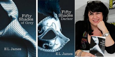 E.L.JAMES Creadora de 50 sombras de Grey